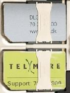 Test af 3 telefoner med dualsim billede