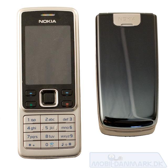 6600 Fold ved siden af Nokia 6300