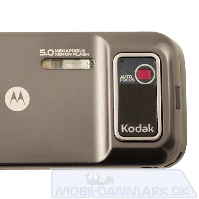Kameraet med den fine teknik fra Kodak