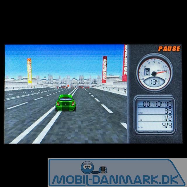 Racerbil-spillet
