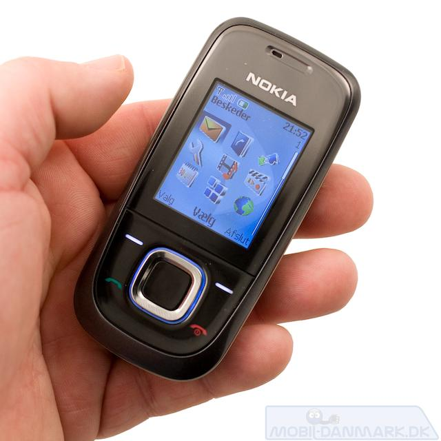 En fiks lille telefon