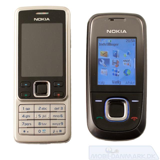 2680 ved siden af Nokia 2680