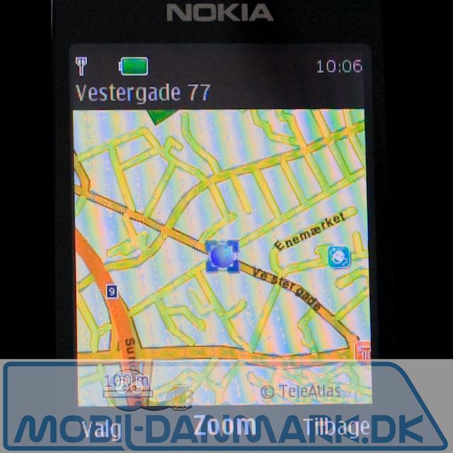 Nokia Maps til Serie 40 - er lækkert at have med