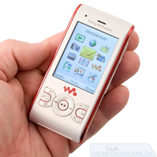W595i - en fiks telefon