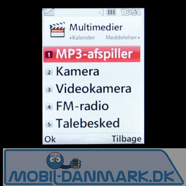 Multimediamappen - med MP3-afspiller, radio m.m.
