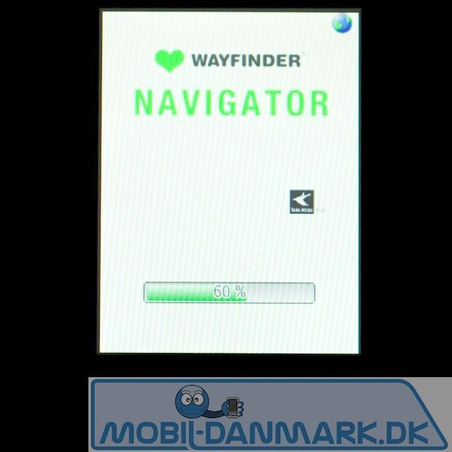 Wayfinder navigering