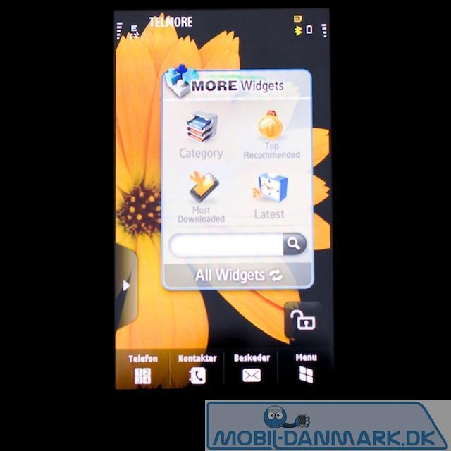Flere widgets til at downloade