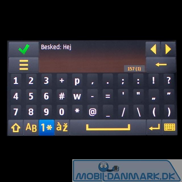 QWERTY-tastaturets specielle tegn