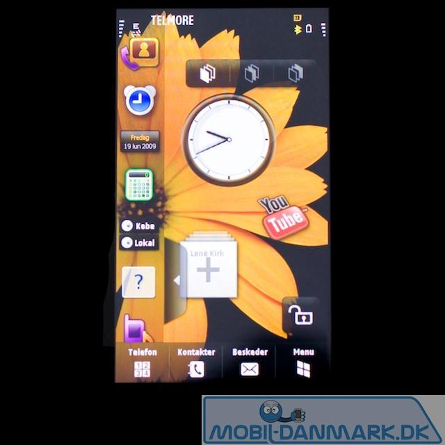 Samsungs TouchWiz-menu