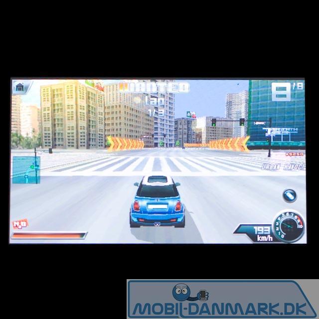 Asphalt 4 HD-bilspil