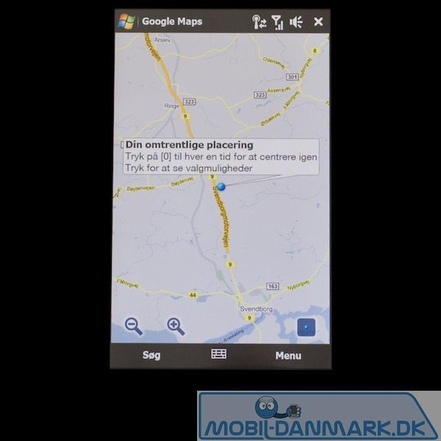 Google Maps - ikke det samme som rigtig navigation