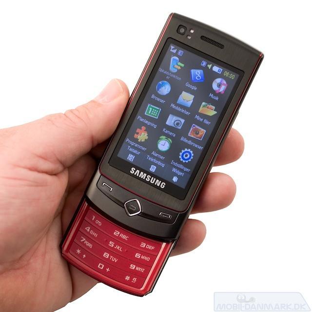 S8300 en ikke lille telefon men ret speciel
