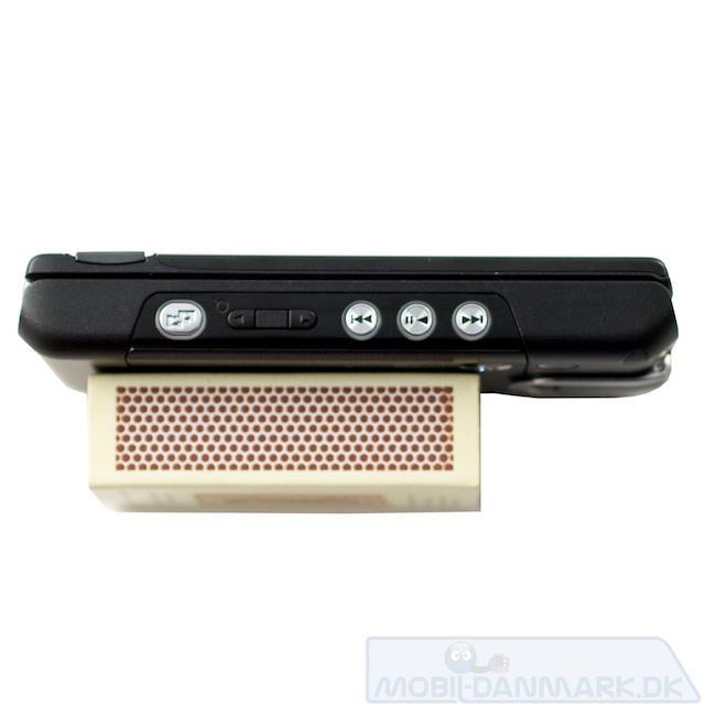 15 mm i tykkelsen er OK for en slide-telefon