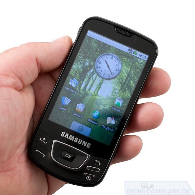 Samsung Galaxy er en virkelig lækker telefon