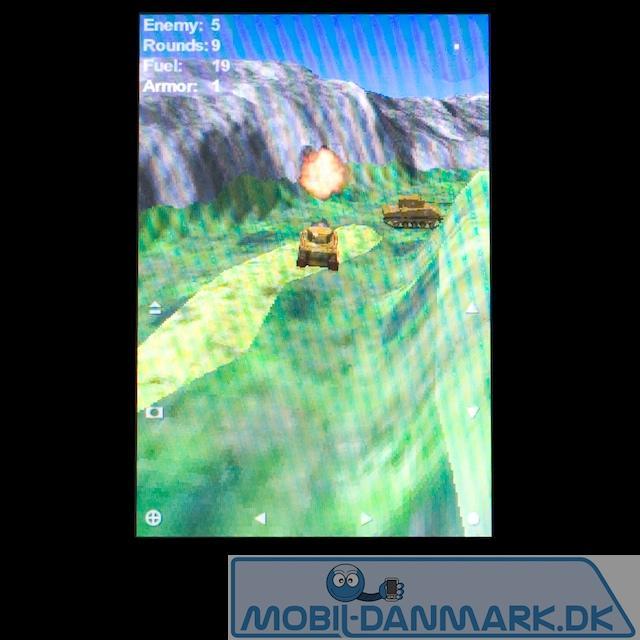 Et tank-spil fra Marketplace - kvit og frit