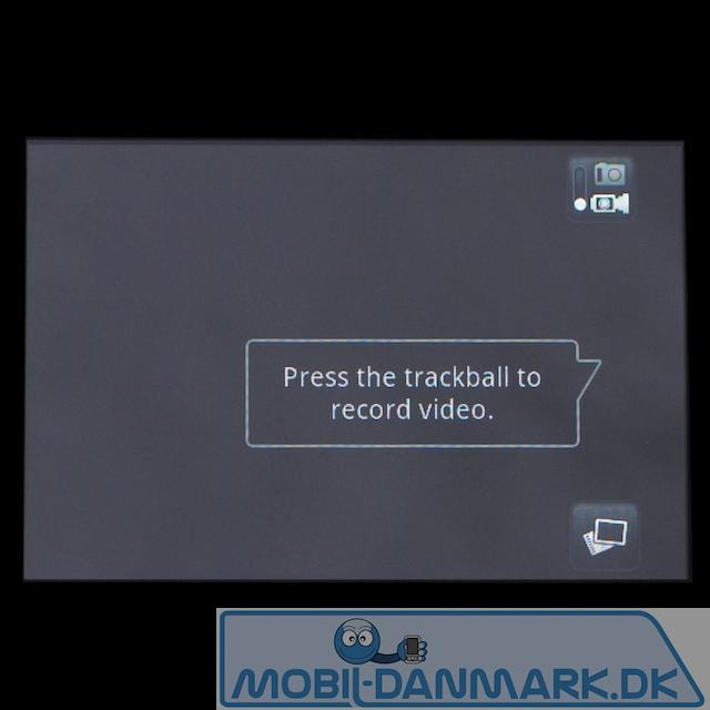 Videooptageren imponerer ikke