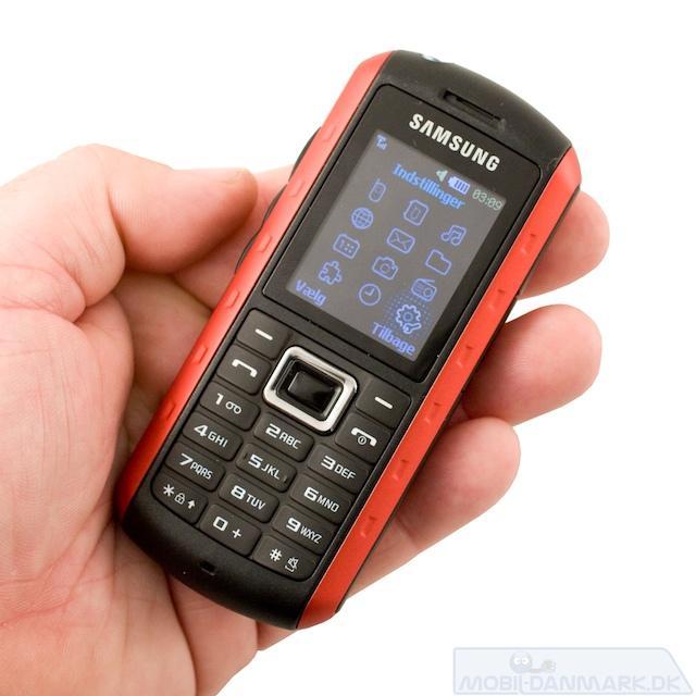 B2100 er fin lille håndværkertelefon