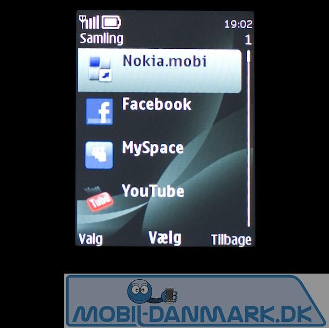 Diverse sociale netværkstjenester