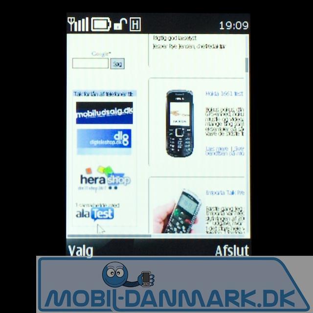 Nokias browser er forbedret i 6. udgave