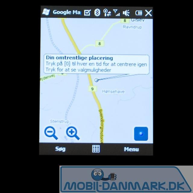 Google Maps - ikke rigtig navigationssoftware