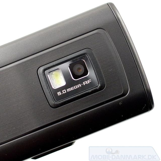 5 Mpixel kamera, der faktisk er rigtig udmærket