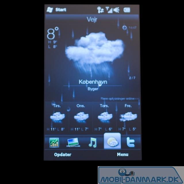 HTCs flotte vejrudsigtsprogram