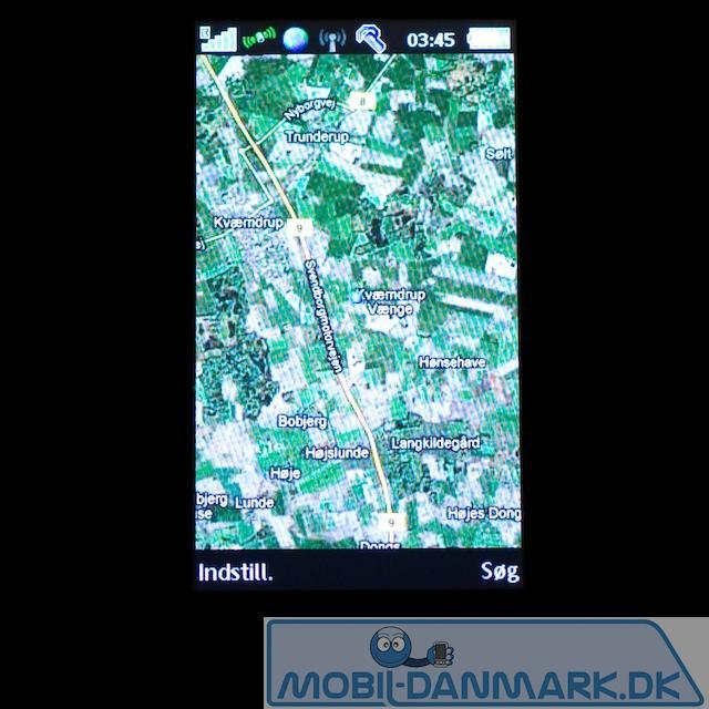 Google satelitkort