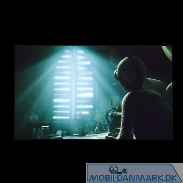 Her et videoklip fra filmen