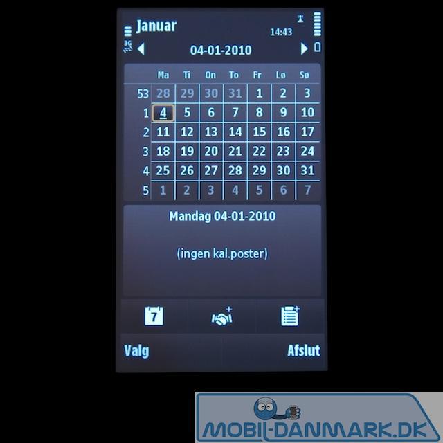 Ganske udmærket kalender