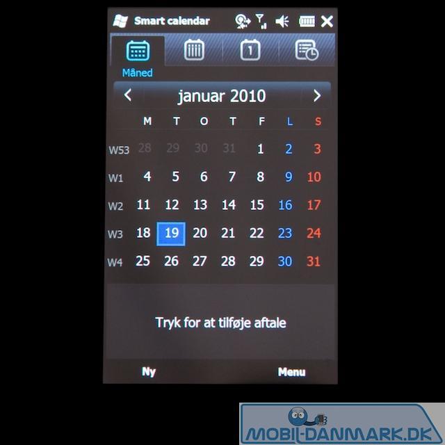 Ganske god kalenderdel