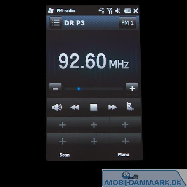 OmniaPRO har en fin radiodel