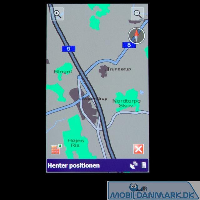 GPS med Samsungs egne kort
