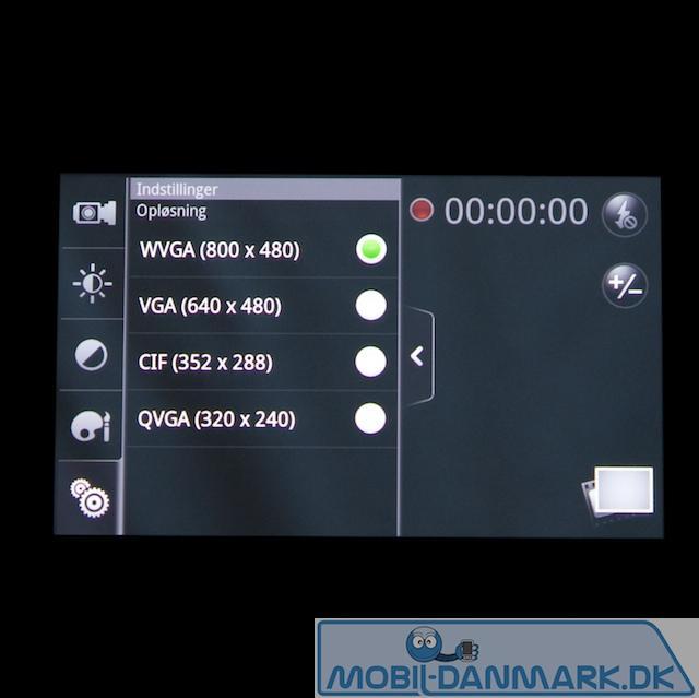 Videoopløsningsvalg
