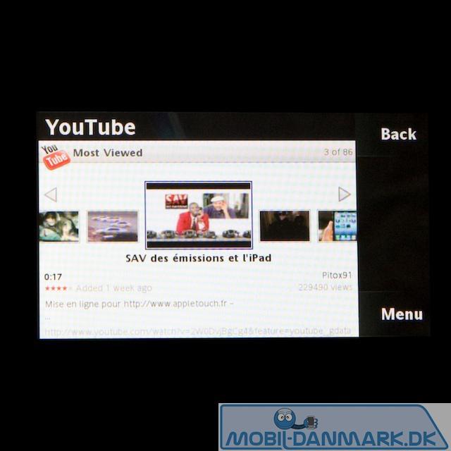 Youtube-afspiller