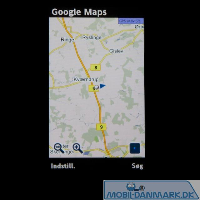 Det velkendte Google Maps