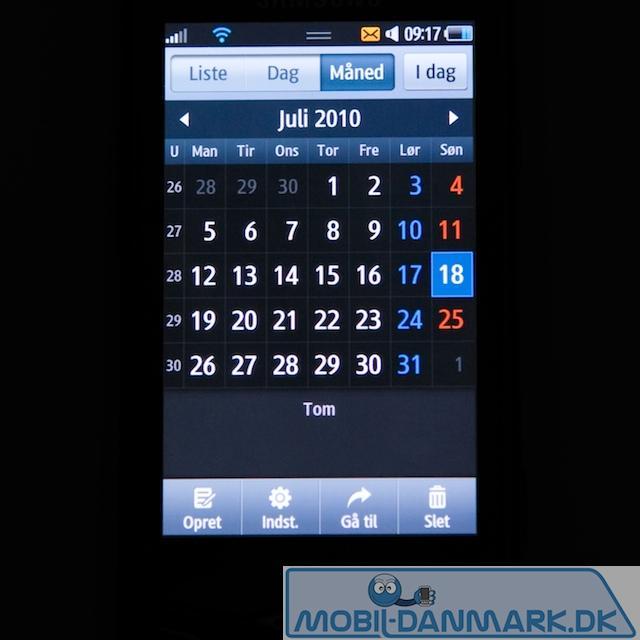 Fin kalenderdel