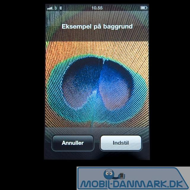 Retina-skærm med høj opløsning