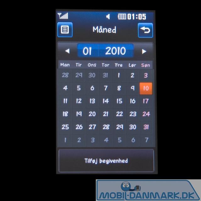 Udmærket kalender