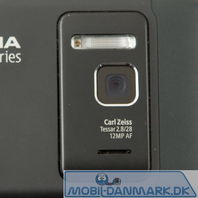 Carl Zeiss 12 mpixel kamera