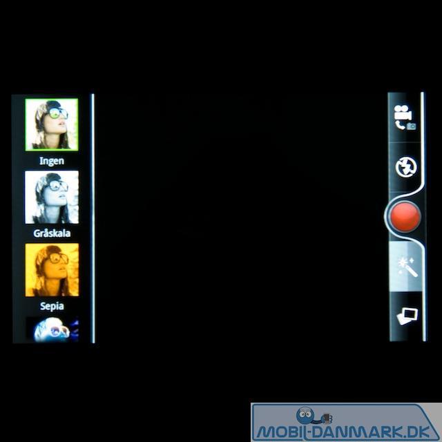 Scenevalg i videodelen