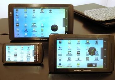 Archos tablet-familie