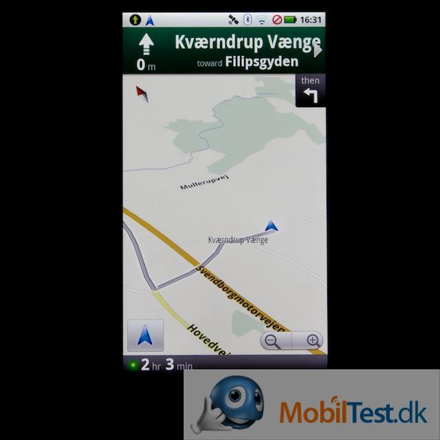 Google navigering