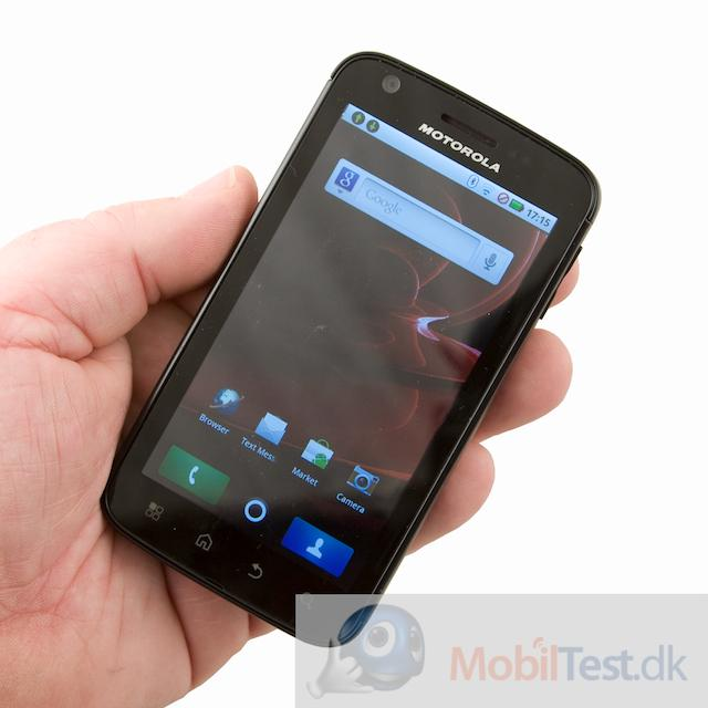 Atrix er en rigtig flot mobil