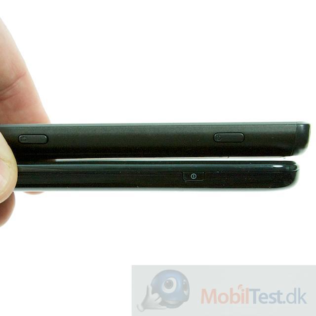 Omnia 7 oven på Galaxy S