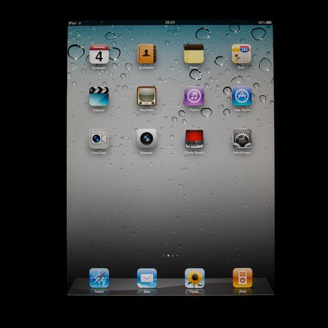 IOS 4.3 ligner sig selv