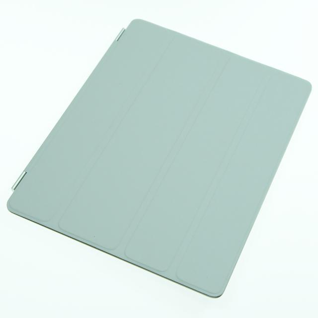 Smart cover - her i grå - beskytter ganske godt