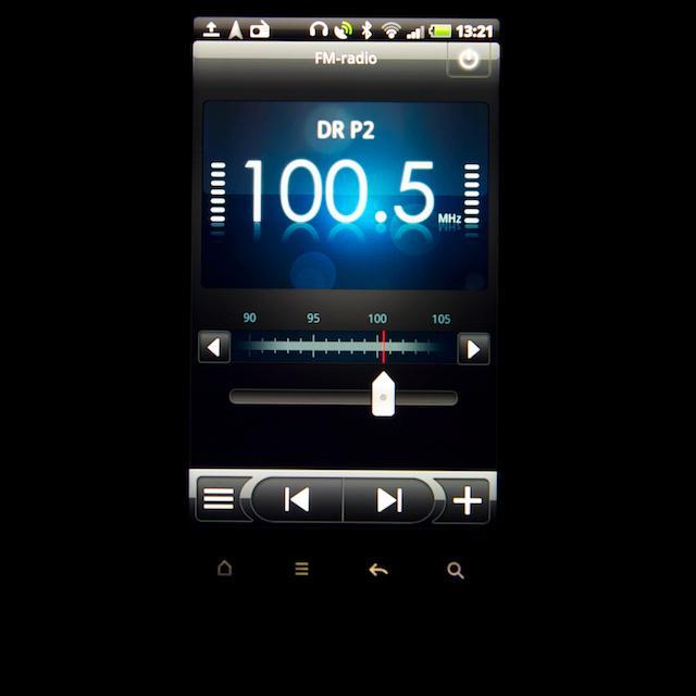 Flot og god FM-radio
