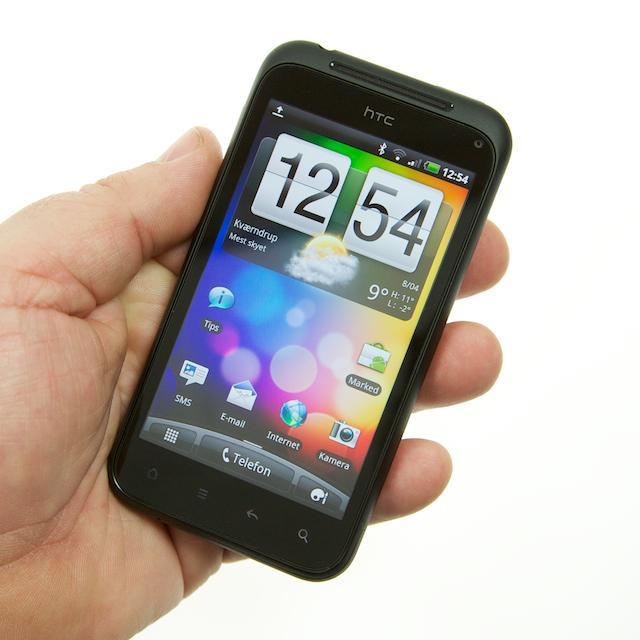 Incredible S er en ganske udmærket mobil