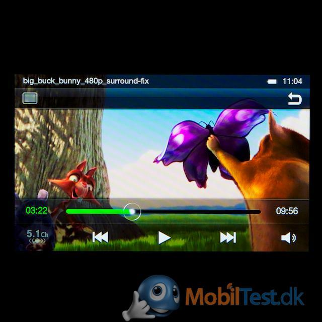 Videoafspiller