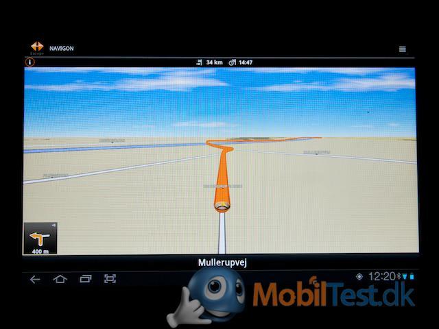 Navigon navigations-system